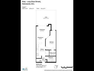 "Photo 26: 105 2255 ETON Street in Vancouver: Hastings Condo for sale in ""ETON VILLA"" (Vancouver East)  : MLS®# R2574228"