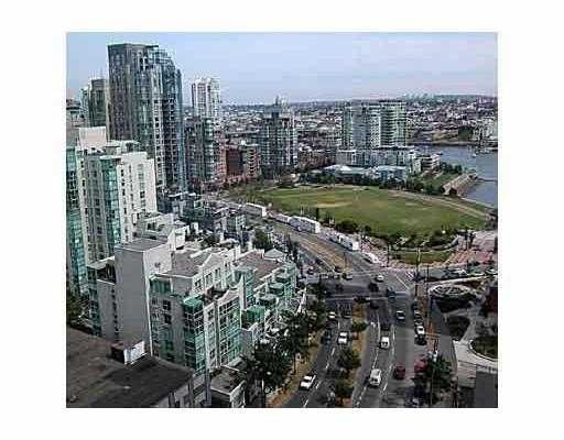 """Main Photo: 1506 1495 RICHARDS Street in Vancouver: False Creek North Condo for sale in """"AZURA II"""" (Vancouver West)  : MLS®# V665440"""