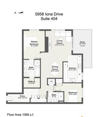 """Photo 20: 404 5958 IONA Drive in Vancouver: University VW Condo for sale in """"ARGYLL HOUSE EAST"""" (Vancouver West)  : MLS®# R2363675"""