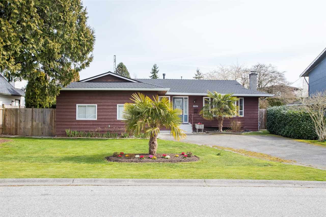 Main Photo: 4980 55B Street in Delta: Hawthorne House for sale (Ladner)  : MLS®# R2555110