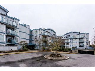 """Photo 2: 311 14885 100 Avenue in Surrey: Guildford Condo for sale in """"THE DORCHESTER"""" (North Surrey)  : MLS®# R2042537"""