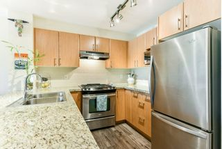 """Photo 5: 306 4728 DAWSON Street in Burnaby: Brentwood Park Condo for sale in """"MONTAGE"""" (Burnaby North)  : MLS®# R2300528"""