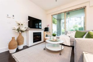 """Main Photo: 207 7418 BYRNEPARK Walk in Burnaby: South Slope Condo for sale in """"GREEN - SUMMER"""" (Burnaby South)  : MLS®# R2562924"""