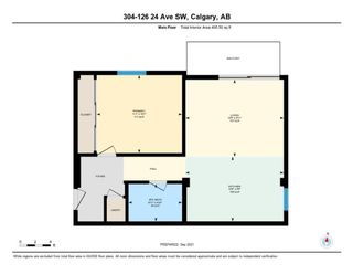 Photo 26: 304 126 24 Avenue SW in Calgary: Mission Apartment for sale : MLS®# A1146945