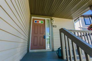 Photo 3: 103 Douglas Lane: Leduc House Half Duplex for sale : MLS®# E4235868