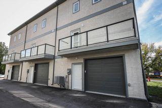 Photo 1: 1A 210 Main Street in Selkirk: R14 Condominium for sale : MLS®# 202124886