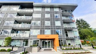 """Main Photo: 518 10838 WHALLEY Boulevard in Surrey: Whalley Condo for sale in """"MAVERICK"""" (North Surrey)  : MLS®# R2616884"""