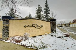 Photo 35: 91 Evercreek Bluffs Place SW in Calgary: Evergreen Semi Detached for sale : MLS®# A1075009