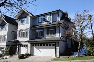 """Photo 1: 99 19932 70 Avenue in Langley: Willoughby Heights Townhouse for sale in """"Summerwood"""" : MLS®# R2342649"""