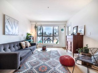 "Photo 5: 311 3456 COMMERCIAL Street in Vancouver: Victoria VE Condo for sale in ""Mercer"" (Vancouver East)  : MLS®# R2558325"
