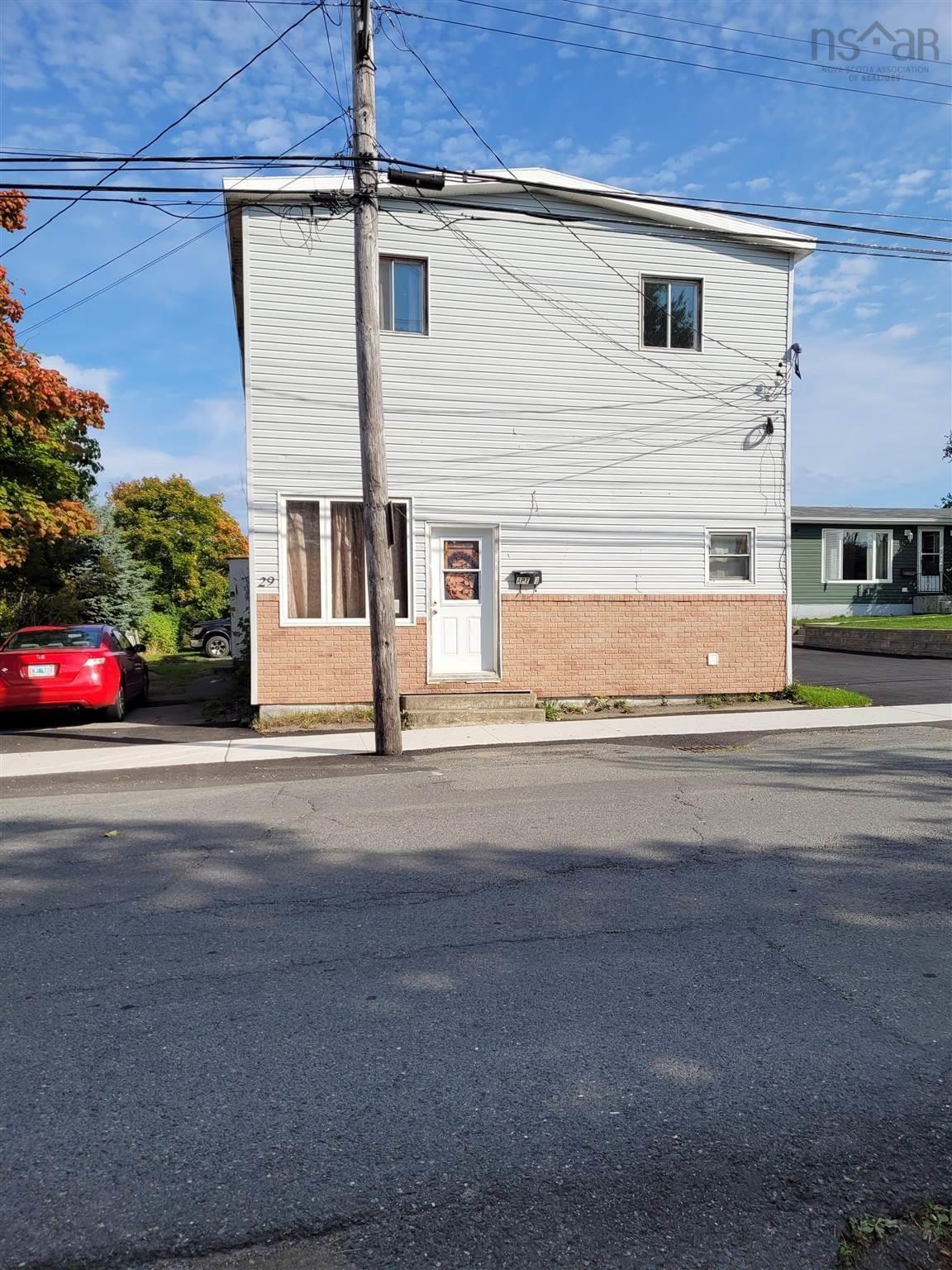 Main Photo: 29 Pitt Street in Glace Bay: 203-Glace Bay Multi-Family for sale (Cape Breton)  : MLS®# 202125714