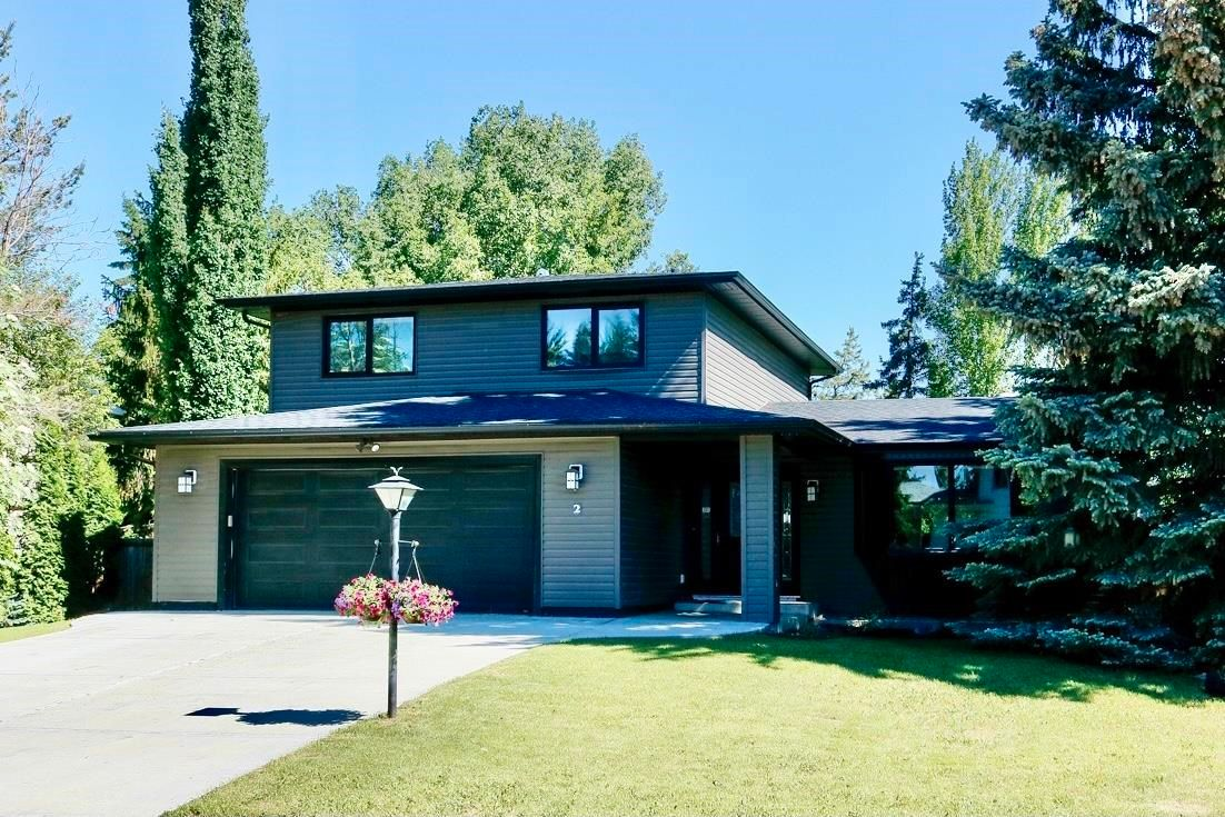 Main Photo: 2 WESTBROOK Drive in Edmonton: Zone 16 House for sale : MLS®# E4249716