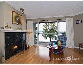 """Photo 4: 205 31 RELIANCE Court in New_Westminster: Quay Condo for sale in """"Quaywest"""" (New Westminster)  : MLS®# V690335"""