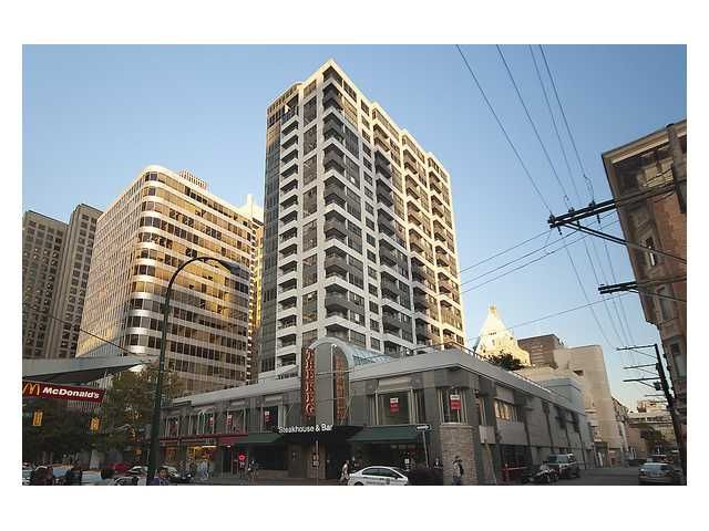Main Photo: # 509 1060 ALBERNI ST in Vancouver: West End VW Condo for sale (Vancouver West)  : MLS®# V910743