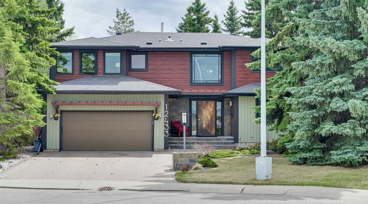 Main Photo: 12433 28 Avenue in Edmonton: Zone 16 House for sale : MLS®# E4265353