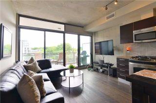Photo 3: 319 Carlaw Ave Unit #513 in Toronto: South Riverdale Condo for sale (Toronto E01)  : MLS®# E3557585