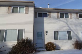 Photo 1: 4311 46 Street: Stony Plain Townhouse for sale : MLS®# E4229060