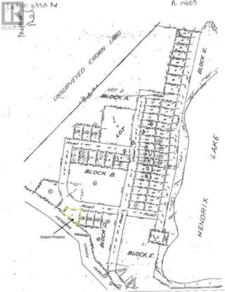 Photo 4: Lot 1 A ROAD in Canim Lake: Vacant Land for sale : MLS®# R2616144