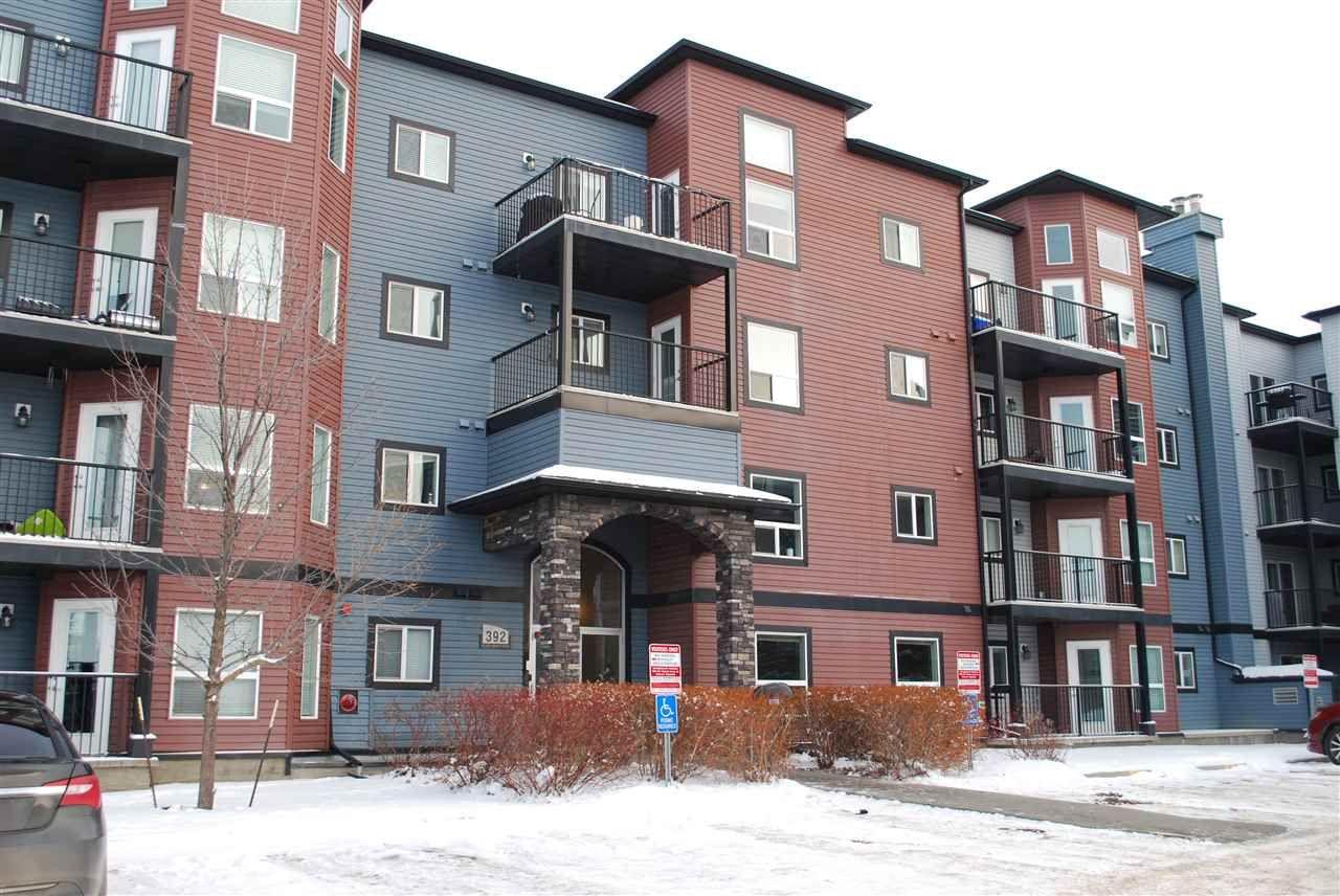 Main Photo: 416 392 SILVER_BERRY Road in Edmonton: Zone 30 Condo for sale : MLS®# E4226989