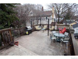Photo 15: 166 Despins Street in Winnipeg: St Boniface Residential for sale (South East Winnipeg)  : MLS®# 1609150