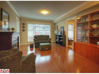 "Photo 2: 211 17769 57TH Avenue in Surrey: Cloverdale BC Condo for sale in ""Cloverdowns Estates"" (Cloverdale)  : MLS®# F1201012"