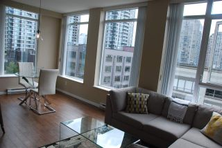 "Photo 2: 603 1001 HOMER Street in Vancouver: Yaletown Condo for sale in ""THE BENTLEY"" (Vancouver West)  : MLS®# R2100941"