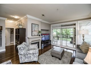 "Photo 3: 103 16483 64 Avenue in Surrey: Cloverdale BC Townhouse for sale in ""St. Andrews"" (Cloverdale)  : MLS®# R2076042"