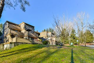 """Photo 1: 201 9133 CAPELLA Drive in Burnaby: Simon Fraser Hills Townhouse for sale in """"MOUNTAINWOOD"""" (Burnaby North)  : MLS®# R2133333"""