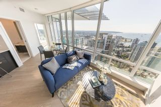 """Photo 1: 3808 1283 HOWE Street in Vancouver: Downtown VW Condo for sale in """"TATE ON HOWE"""" (Vancouver West)  : MLS®# R2620648"""