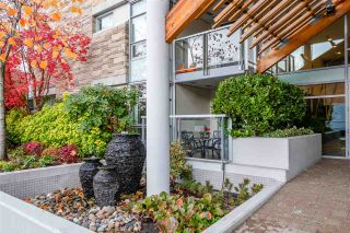 "Photo 1: 101 210 W 13TH Street in North Vancouver: Central Lonsdale Condo for sale in ""THE KIMPTON"" : MLS®# R2517290"