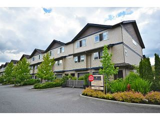 "Photo 12: 14 1268 RIVERSIDE Drive in Port Coquitlam: Riverwood Townhouse for sale in ""SOMERSTON LANE"" : MLS®# V1012726"