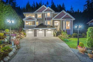 Photo 1: 759 SUNSET Ridge: Anmore House for sale (Port Moody)  : MLS®# R2190660