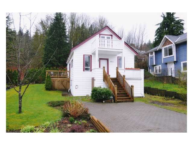 Main Photo: 2813 JANE Street in Port Moody: Port Moody Centre House for sale : MLS®# V880576