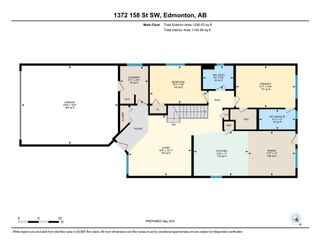 Photo 29: 1372 158 Street in Edmonton: Zone 56 House for sale : MLS®# E4248008