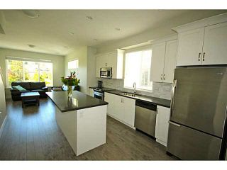 """Photo 4: 19 16228 16TH Avenue in Surrey: King George Corridor Townhouse for sale in """"Pier 16"""" (South Surrey White Rock)  : MLS®# F1451437"""