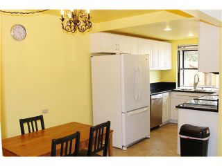 Photo 8: UNIVERSITY CITY Townhouse for sale : 3 bedrooms : 4484 Eastgate Mall #8 in San Diego