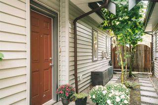 "Photo 2: 7 11100 NO. 1 Road in Richmond: Steveston South Townhouse for sale in ""BRITANNIA COURT"" : MLS®# R2492549"