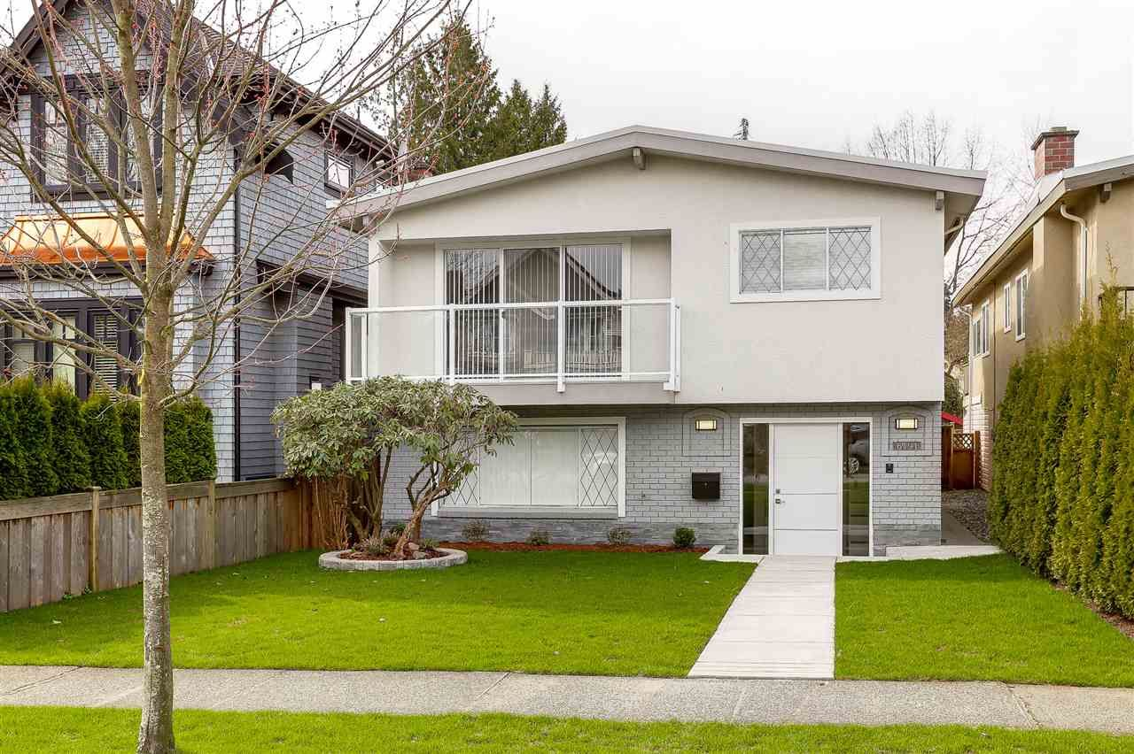 Main Photo: 6191 BALSAM Street in Vancouver: Kerrisdale House for sale (Vancouver West)  : MLS®# R2150270