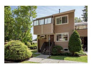 """Photo 18: 4687 HOSKINS Road in North Vancouver: Lynn Valley Townhouse for sale in """"Yorkwood Hills"""" : MLS®# V1130189"""