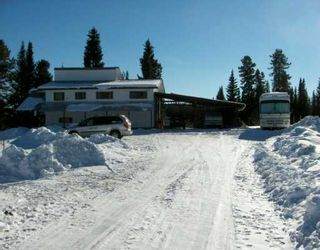 Photo 1: 35385 CHIEF LK Road in Prince George: North Kelly House for sale (PG City North (Zone 73))  : MLS®# N160711