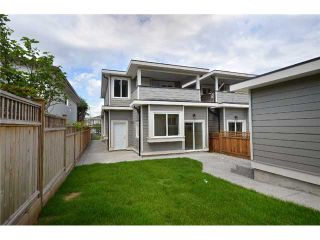 Photo 8: 3734 LINWOOD Street in Burnaby: Burnaby Hospital 1/2 Duplex for sale (Burnaby South)  : MLS®# V902100
