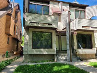 Photo 1: 10322A 121 Street in Edmonton: Zone 12 Townhouse for sale : MLS®# E4248306