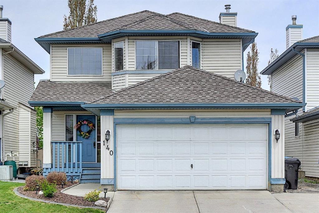 Main Photo: 140 Douglas Ridge Green SE in Calgary: Douglasdale/Glen Detached for sale : MLS®# A1114470