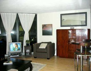 "Photo 3: 1204 1155 HOMER ST in Vancouver: Downtown VW Condo for sale in ""CITY CREST"" (Vancouver West)  : MLS®# V571393"