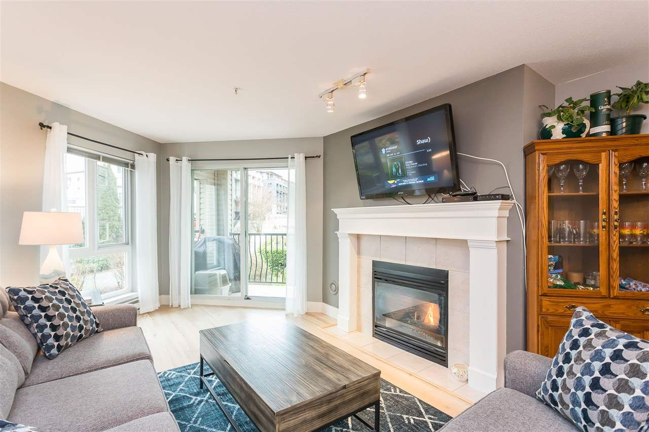 """Main Photo: 203 3172 GLADWIN Road in Abbotsford: Central Abbotsford Condo for sale in """"REGENCY PARK"""" : MLS®# R2462115"""