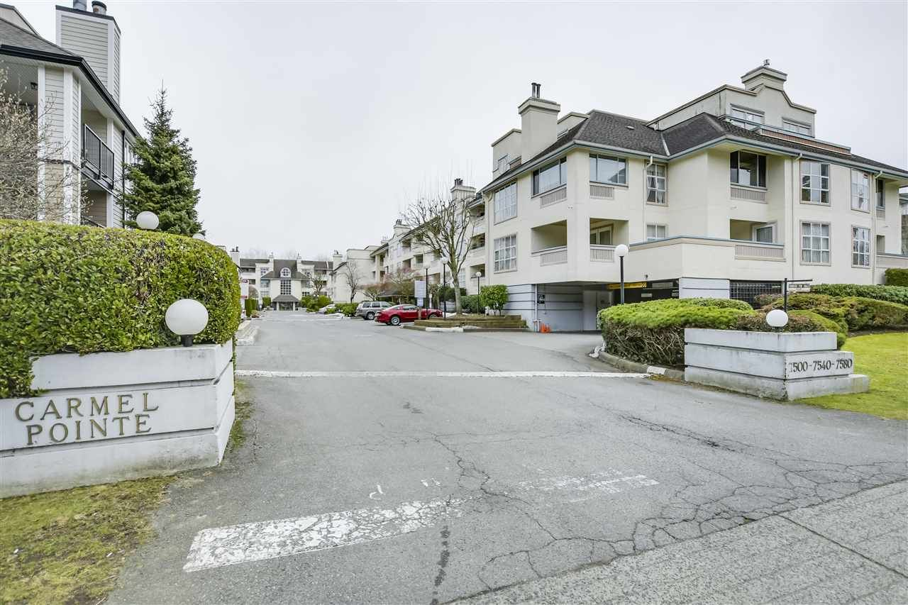 """Photo 19: Photos: 304 7580 MINORU Boulevard in Richmond: Brighouse South Condo for sale in """"CARMEL POINT"""" : MLS®# R2369650"""