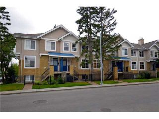 Photo 20: 9 2001 34 Avenue SW in CALGARY: Altadore_River Park Townhouse for sale (Calgary)  : MLS®# C3611257
