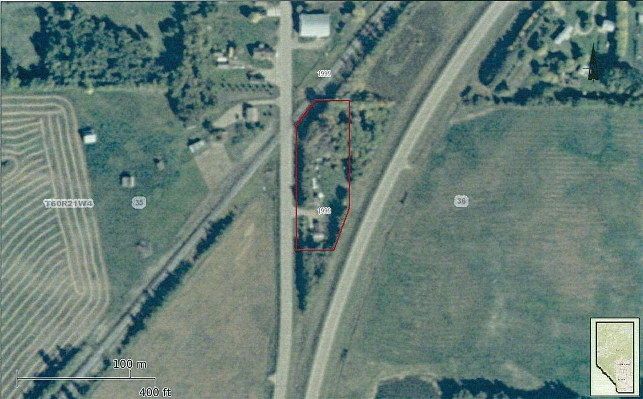 Main Photo: 48 50 Street: Abee Vacant Lot for sale : MLS®# E4243467