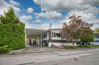 """Photo 1: 24 8254 134 Street in Surrey: Queen Mary Park Surrey Manufactured Home for sale in """"WESTWOOD ESTATES"""" : MLS®# R2508251"""