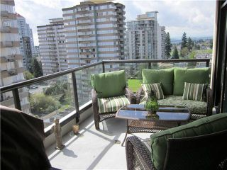 Photo 7: # 1204 615 HAMILTON ST in New Westminster: Uptown NW Condo for sale : MLS®# V944995